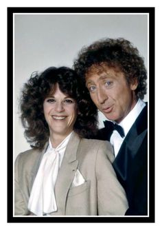 Gilda Radner & Gene Wilder, her tragic death ended what seemed like a very happy marriage