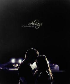 Image de the vampire diaries and love