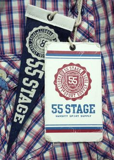 55 STAGE #hangtag
