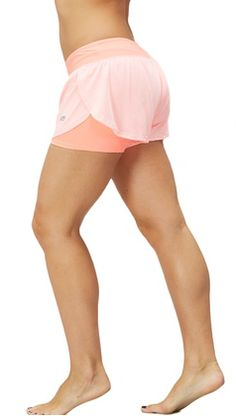 Marika Tek Dolphin Shorts conduct sweat away from the body; ideal for exercising