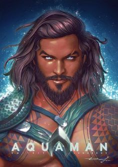 Now, I'm not a big fan of Aquaman, but I might just give this guy a chance here.
