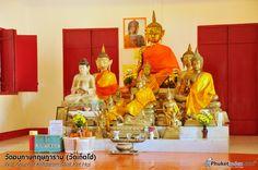 Wat Anuphat Kritdaram (Wat Ket Ho), this small temple is situated between Phuket City and Patong at Talat Yai. http://phuketnews.phuketindex.com/news-tag/photo-of-the-day