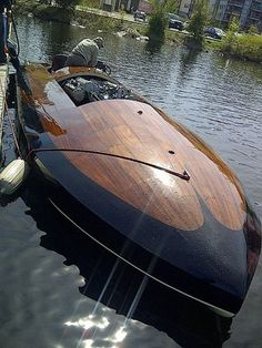 beautiful boat, hydroplane
