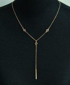 Idée cadeau femme -Collier cristal Jewelry Crafts, Swarovski, Gold Necklace, Jewels, Style, France, Fashion, Necklaces, Bangle Bracelets