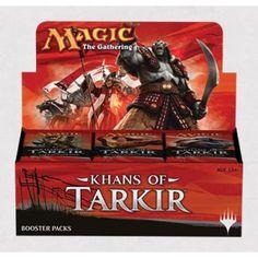 Magic the Gathering : Khans of Tarkir - Sealed Booster BOX (36 packs)
