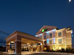 Ada (OK) Holiday Inn Express Hotel and Suites Ada United States, North America Set in a prime location of Ada (OK), Holiday Inn Express Hotel & Suites Ada puts everything the city has to offer just outside your doorstep. The hotel offers guests a range of services and amenities designed to provide comfort and convenience. Free Wi-Fi in all rooms, facilities for disabled guests, Wi-Fi in public areas, car park, meeting facilities are there for guest's enjoyment. Comfortable gue...