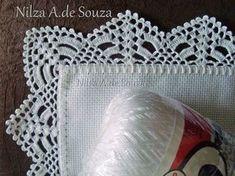 Luty Artes Crochet: Barrados com gráficos