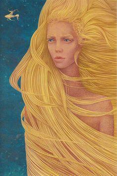 #Art by Galia Zinko