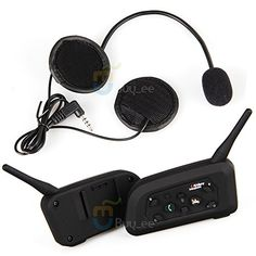 Buyee 2 X Bt 1000m Motorcycle Helmet Bluetooth Intercom Headset Connects Upto 6 Riders  2 X BT 1000m Motorcycle Helmet Multi Interphone Headset upto 6 riders          Advantages of the new upgraded model         mainboard     New mainboard is more power saving,battery can last longer,signal is Stronger, sound is more   clear in same distance.      battery     full 550mAh battery cell, each cell was tested strictly to make sure it works as expected      speaker/headphone     New model..