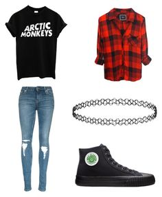 """""""I'm loving the shoes. PF Flyers."""" by hannahrm13 ❤ liked on Polyvore featuring PF Flyers, Rails, women's clothing, women, female, woman, misses and juniors"""