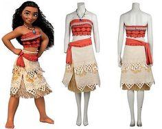 2016 xmas gift polinésia princesa moana cosplay carnaval traje do natal trajes filme moana dress custom made custome em Roupas - Bebê de Novidade e de uso especial no AliExpress.com   Alibaba Group