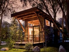 Best Tiny Houses Rustic Cabin