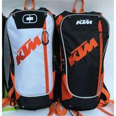 ad257b0124 The new arrival KTM water bag shoulders backpack riding off-road motorcycle  racing Bag Backpack racing motorcross bags