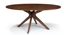 The Conan Furniture Collection | Article Oval Kitchen Table, Walnut Dining Table, Oval Table, Wooden Dining Tables, Round Dining Table, Dining Room Table, Dining Chairs, Midcentury Modern Dining Table, Mid Century Modern Table