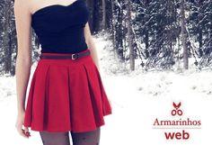Flared skirt pattern