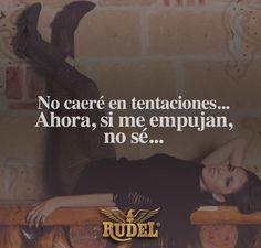 Por que si comprar muchas botas #Rudel cuenta como tentación.. ¡seguro caigo! #Rudelvanbien #TradiciónRudel