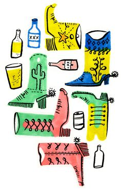 boots - Allie Rotenberg