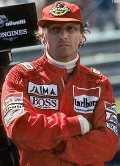 Niki LAUDA • STATS F1