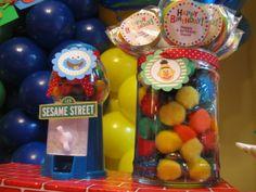 Sesame Street Party #sesamestreet #party