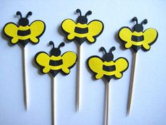 Bumble Bees Party Picks