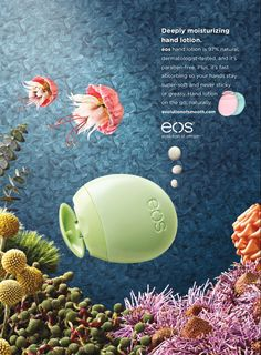 EOS Cosmetic Advertising