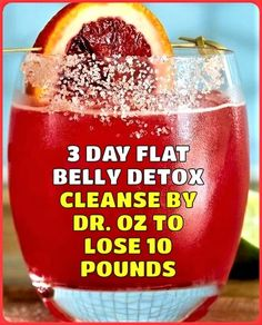 is a powerful 3 day flat belly detox cleanse by Dr. OZ to lose 7 pounds of fat from your stomach. If you have been trying to lose weight around your belly area without success, this fat-burning flat belly detox will give you almost instant results. Diet Drinks, Healthy Drinks, Healthy Lunches, Tequila Drinks, Healthy Food, Beverages, Healthy Eating, Flat Belly Detox, Bebidas Detox