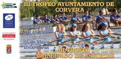 2015-05-23. III Trofeo Ayuntamiento de #Corvera y Principado de #Asturias en #Trasona.  #bancomóvil #remo