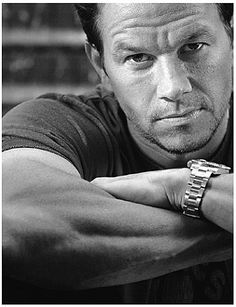 Mark Wahlberg (seriously, he gets hotter as he ages!)