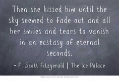 F. Scott Fitzgerald   The Ice Palace
