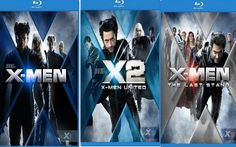 All 3 X-Men Blu-Ray's NEW http://www.listia.com/auction/16596831-all-3-x-men-blu-ray-s-new