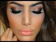 Britney Spears Till the world Ends Makeup Tutorial - YouTube