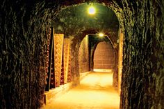 Schramsberg - the oldest caves in Napa and the premiere sparkling wine house of America.