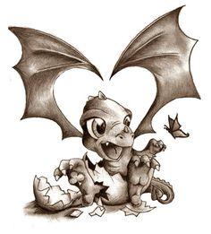 Dragão bebê
