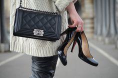 Chanel & Louboutin