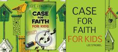 Click here for a review of another book to help your kids defend their beliefs: The Case for Faith for Kids
