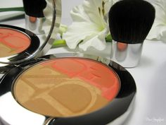 Dior Nude Tan Paradise Duo oo2 Coral Glow from the birds of paradise summer collection 2013