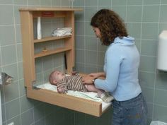 cambiador para bebes