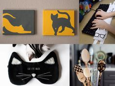 11 DIY Gifts for your Cat Lover Friends | DIY Tag