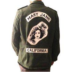 Mary Jane Gang Jacket – VidaKush