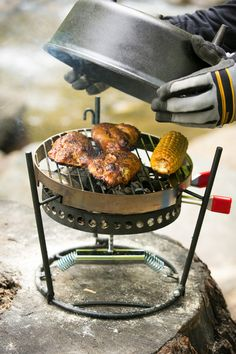 CampMaid is the most safe and easy-to-use Dutch Oven Lid Lifter and holder. For the avid Dutch Oven cookers, CampMaid is the best on the market. Cast Iron kits and sets make Dutch Oven cooking easy. Dutch Oven Cooking, Dutch Oven Recipes, Dutch Ovens, Bbq Grill, Grilling, Cast Iron Dutch Oven, Cast Iron Cooking, Fire Cooking, Camping Cooking