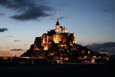 Photo of Le Mont-Saint-Michel, France for fans of Europe.