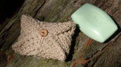 Down-to-Earth Soap Envelope By Rachel Choi - Free Crochet Pattern - (crochetspot)