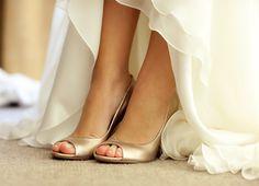 Escolhendo o sapato de noiva | Blog da Sofia