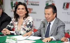 Camacho y Ortega encabezarían listas plurinominales federales