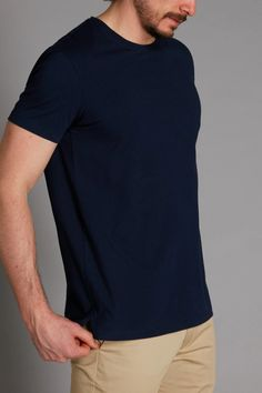 Navy T-Shirt – SPOKE