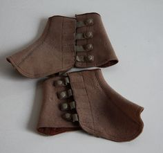 #original #spats #period piece of #history Get the #Poirot look :) by #salonmody