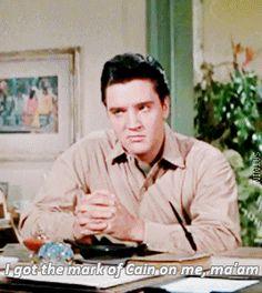"{*Elvis ~ as Glenn Tyler in ""Wild in the Country'1961*}"