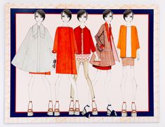 Fashion illustration techniques student portfolios for 2019 Fashion Art, Editorial Fashion, Girl Fashion, Fashion 2015, Mexican Embroidered Dress, Portfolio Examples, Student Portfolios, Fashion Design Sketches, Fashion Drawings