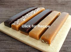 Caramels Recipe #Caramels #Caramel #candy #halloween #treat #thanksgiving #Chirstmas