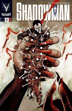 #Shadowman #13x #Valiant On Sale: 11/27/2013